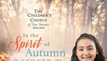 "CCSA Presents ""In The Spirit of Autumn'"