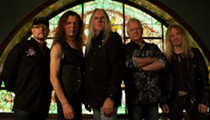 Metal Pioneers and San Antonio Favorites Saxon Return in February