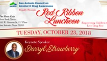 Red Ribbon Luncheon: Empowering Children to Live Drug-Free
