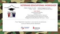 San Antonio Veterans Educational Workshop