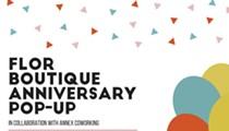 Flor Boutique Anniversary Pop-Up
