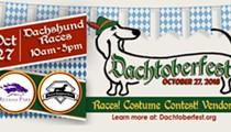 Dachtoberfest: Dachshund Races