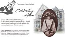 Voices de la Luna Celebrates Aline Carter