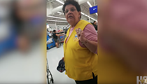 Houston Walmart Employee Tells Man to Speak English 'Because We're In Texas'