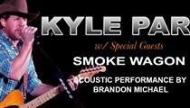 Kyle Park Pre-Thanksgiving Concert