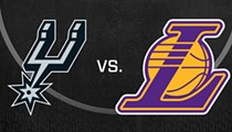 After Overtime Win Earlier This Week, Spurs Come Back to San Antonio to Host LA Lakers