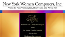 Lux Musicae Chamber Orchestra performing New York Women Composers, Inc.