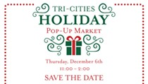 2018 Tri-Cities Holiday Pop-Up Market