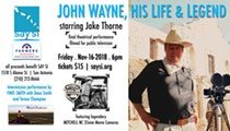 John Wayne, His Life & Legend