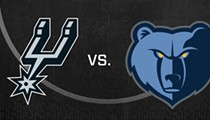 San Antonio Spurse vs. Memphis Grizzlies