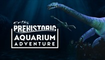 Erth's Prehistroic Aquarium Adventure