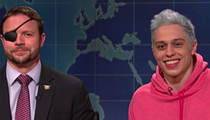 U.S. Rep-elect Dan Crenshaw Gets an Apology — and a Free Shot — from <i>Saturday Night Live</i>