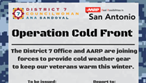 City Council District 7: Operation Cold Front