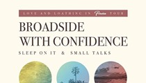 Broadside, With Confidence