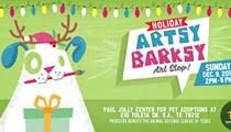 ADL's Holiday Artsy Barksy