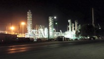 Southside Refinery Spills Flammable Fuel into the San Antonio River