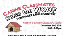 Raise the Woof Fundraiser