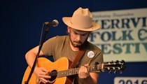 It Came in a Dream: San Antonio Singer-Songwriter Cooper Greenberg Celebrating Proper Debut Album at The Rustic