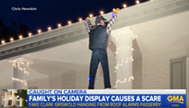 Austin Family Goes Viral for <i>National Lampoon's Christmas Vacation</i> Light Display That Caused Someone to Call 911