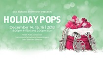 San Antonio Symphony Holiday Pops
