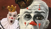 Puddles the Clown Is Bringing His Pity Party to San Antonio