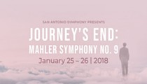 Journey's End: Mahler Symphony No. 9