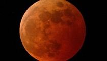 Here's How You Can Celebrate the Super Blood Wolf Moon in San Antonio