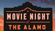 Movie Night at the Alamo