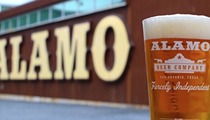 Alamo Beer and San Antonio Commanders Team Up on Two New Craft Beers