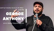 Stand Up Comedy Special w/ George Anthony