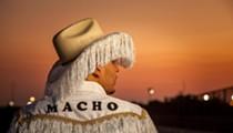 Hitting a High Note: San Antonio Artist Jose Villalobos Earns a Hefty Grant from the Esteemed Joan Mitchell Foundation