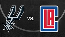 San Antonio Spurs vs. Los Angeles Clippers