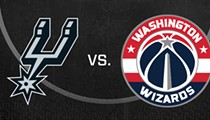 San Antonio Spurs vs. Washington Wizards