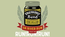 The Sauerkraut Bend 5K River Run