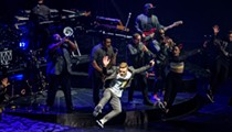 Bonfire Crackles and Pop: Justin Timberlake Lit the AT&T Center on Fire