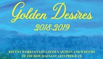 Golden Desires Reading Reception