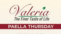 Paella Thursdays