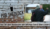 Pub Theology: Homelessness w/ Haven CEO Kenny Wilson & SAPD Hope
