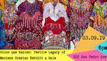 Hilos Que Hablan: Textile Legacy Of Mariana Ornelas