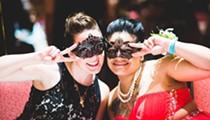 Fiesta Masquerade Party