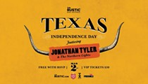 Texas Independence Day ft. Jonathan Tyler