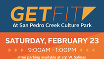 Get Fit at San Pedro Creek Culture Park