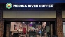 Medina River Coffee Opens on West Avenue