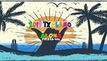 23rd Annual Alamo Aloha Fiesta-val