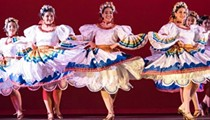61st Annual San Antonio Folk Dance Festival Showcases Styles from Mexico, India, Russia, Romania and Beyond