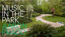 Music in the Park: Aaron Prado