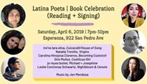 Latina Poets | Book Celebration