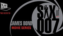 Six of 007: James Bond Outdoor Film Series