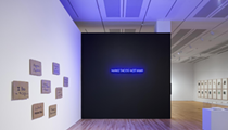 """Make Tacos Not War:"" Words and Matter at Austin's Blanton Museum of Art"