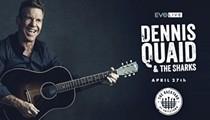 Dennis Quaid & The Sharks